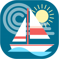 Sailboat Story Icon